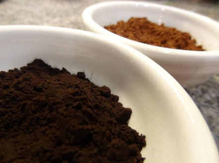 Cocoa powder comparison