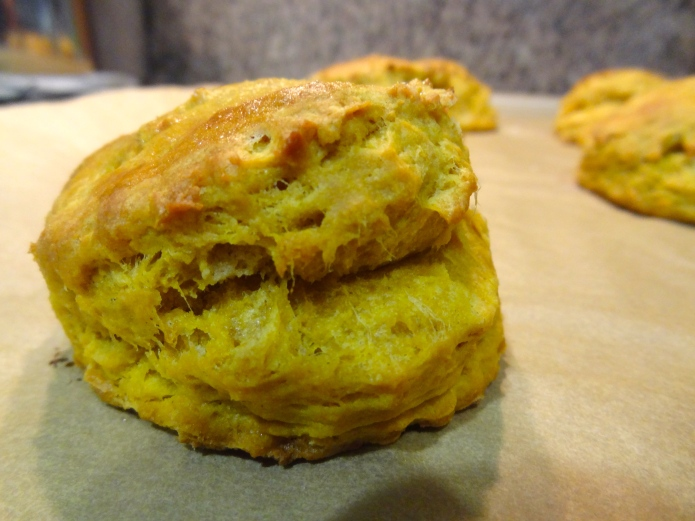 Sweet Potato Biscuits 3