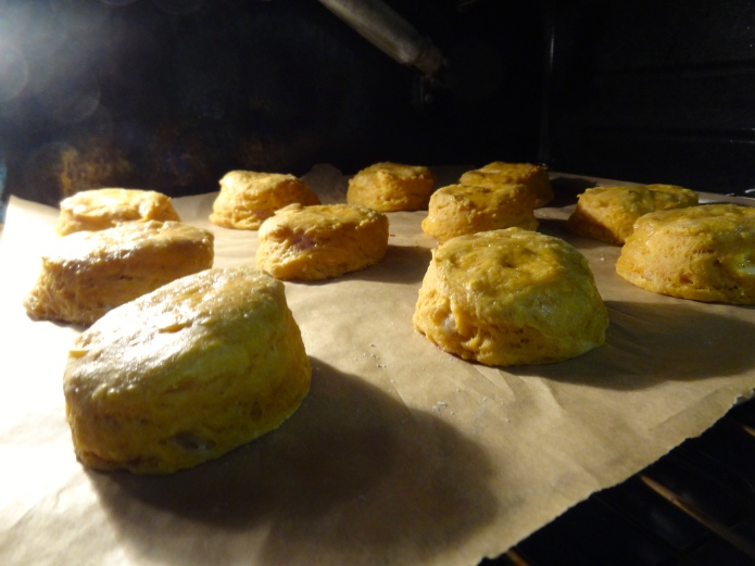 Sweet Potato Biscuits 6
