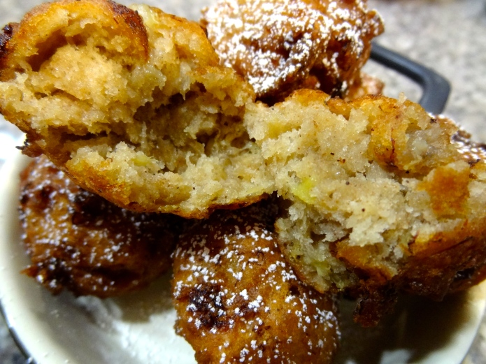Bananas Foster Fritters 10