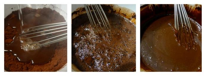 Chocolate Irish Cream Cupcakes 4