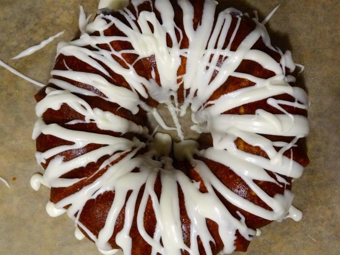 Triple Rum Pepper Cake