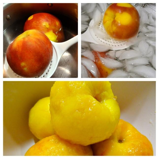 Peach-Vanilla Bean Pie - 34