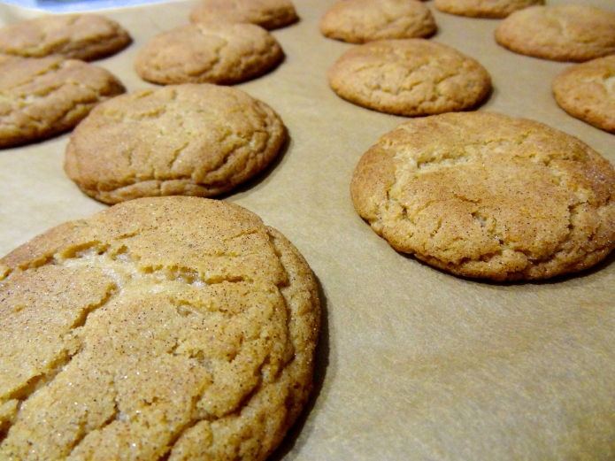 Brown Butter Snickerdoodles - 22
