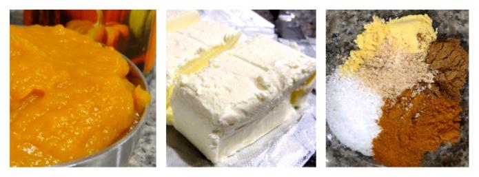 Pumpkin Cheesecake Bars - 47