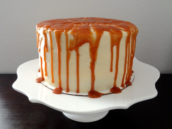 Antique Caramel Cake - 38