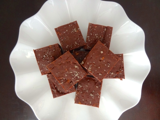 Chocolate Velvet Fudge - 38