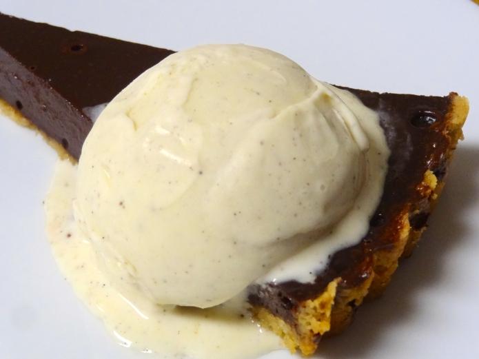 Chocolate Whiskey Tart - 22