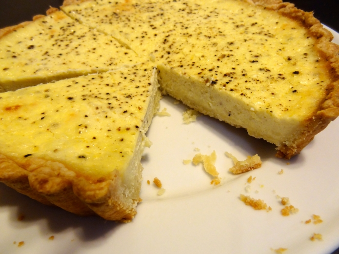 Lemon Pepper Quiche - 19