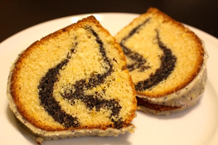 Poppy Seed Pound Cake - 06