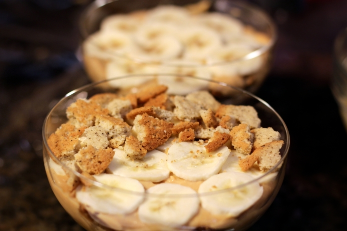 Banana Caramel Pudding - 18