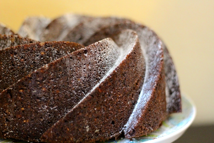 Tunnel of Hazelnut Fudge Cake - 11