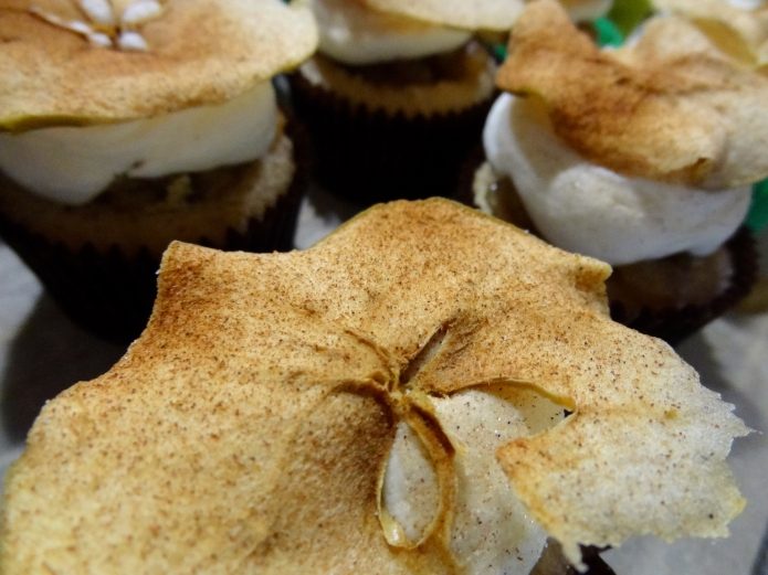 Brandy Apple Pie Cupcakes - 28