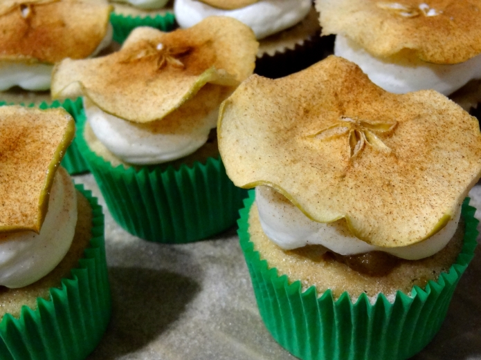 Brandy Apple Pie Cupcakes - 29