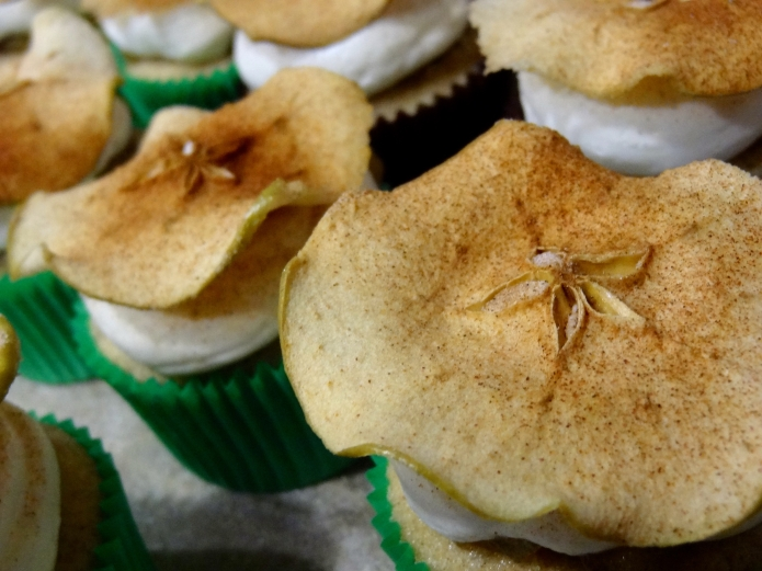 Brandy Apple Pie Cupcakes - 38