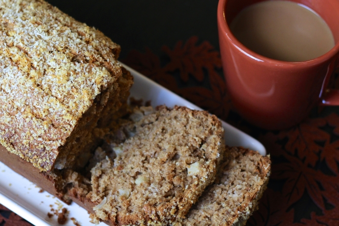 Salted Apple Bread - 01