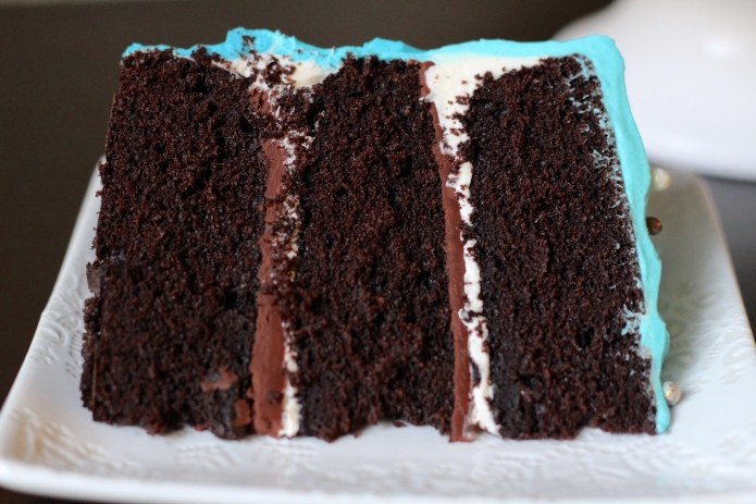 Wintermint Cake - 12
