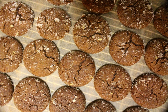 Lemon-Sugar Gingersnaps - 14