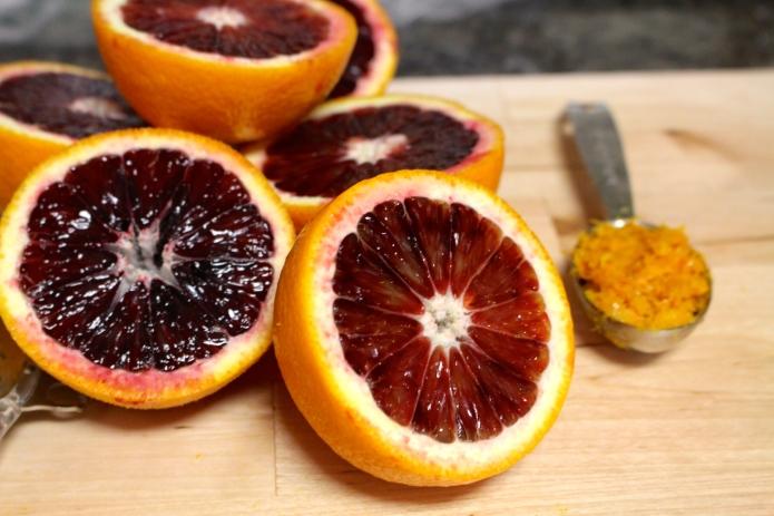 Blood Orange Tiramisu - 32
