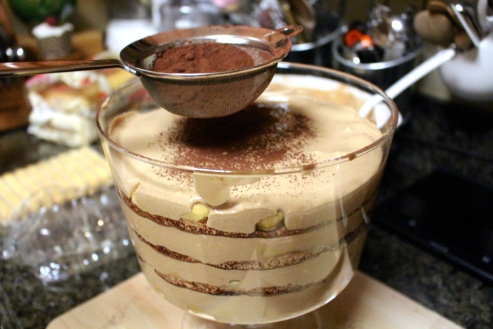 Irish Tiramisu Trifle - 26