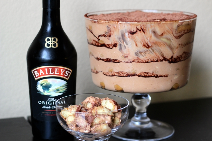 Irish Tiramisu Trifle - 38