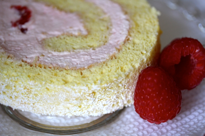 Lemon Raspberry Jelly Roll - 45