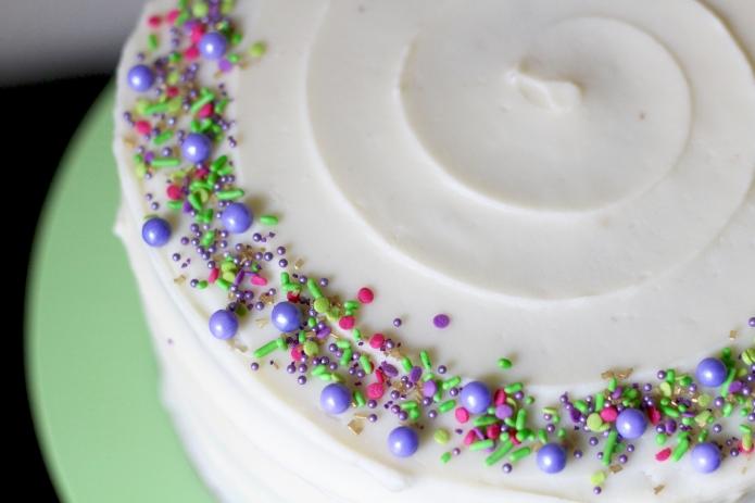 Purple Velvet Cake - 44