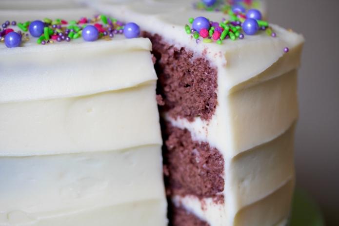 Purple Velvet Cake - 51