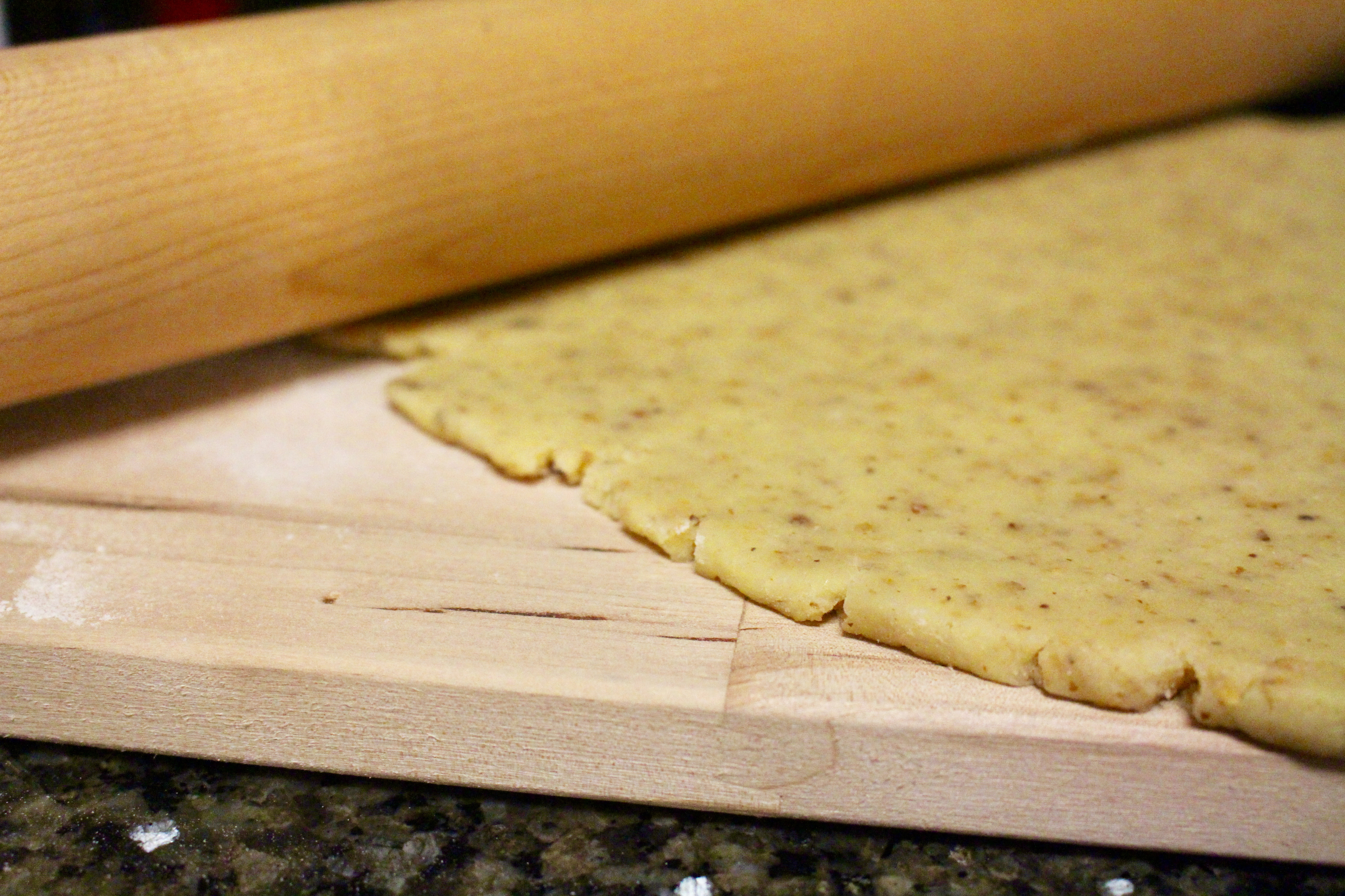 Remove One Dough Disk From The Fridge And Allow It To Soften Slightly At  Room Temperature