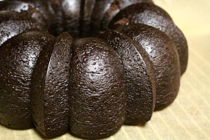 Black Cocoa Bundt Cake - 18