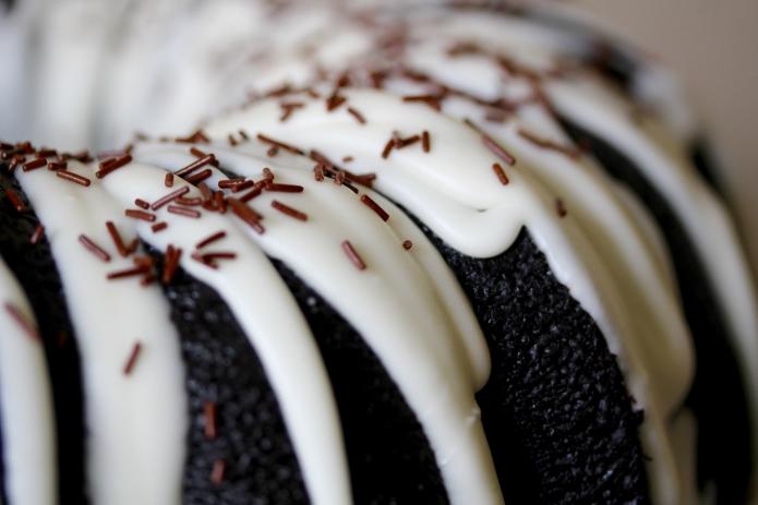 Black Cocoa Bundt Cake - 32