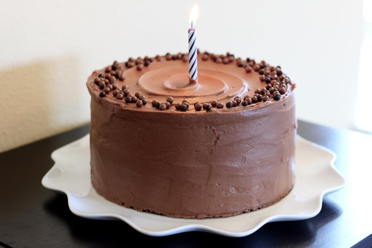 Baked Sunday Mornings Everyone S Favorite Birthday Cake