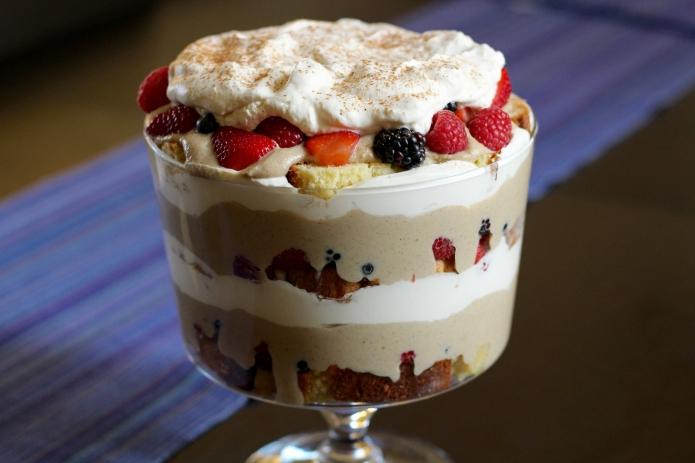 Chai Spice Trifle - 26