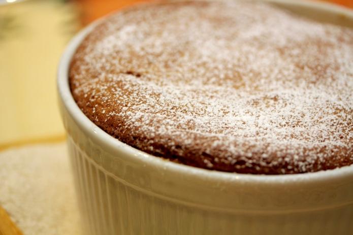 Salted Caramel Soufflé - 18