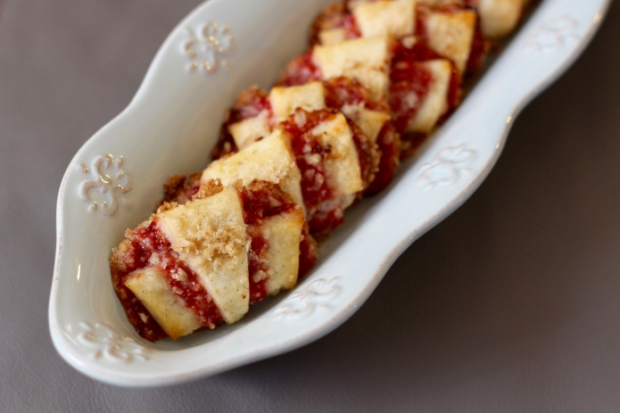 Strawberry Rhubarb Rugelach - 42
