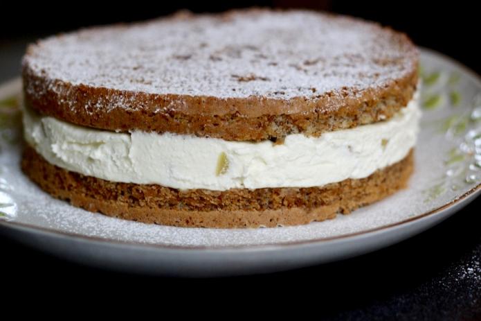 Amalfi Pear & Ricotta Cake - 31