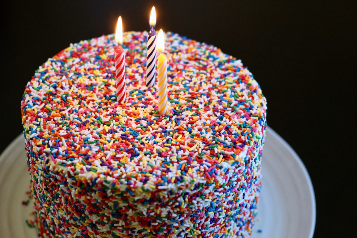 Baked Sunday Mornings: Baked Ultimate Birthday Cake